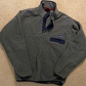 Patagonia Men's Synchilla 2 snap pullover